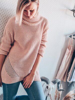 Coltrui licht roze
