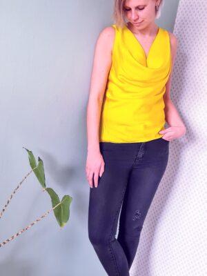 Waterval top geel